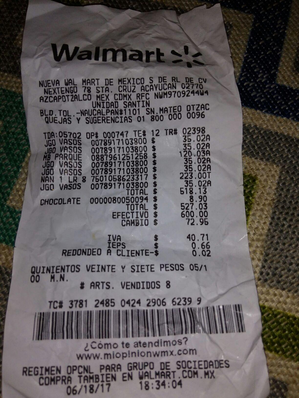 Walmart: Vasos de Mickey Mouse, juego de mega bloks y más