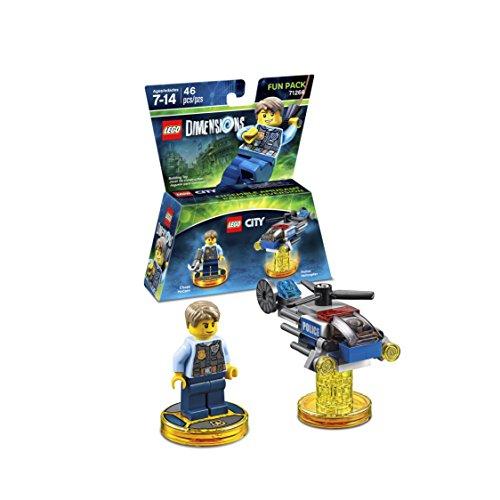 Amazon México: Lego City Undercover Fun Pack