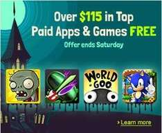 Amazon 39 Apps Gratis para Android