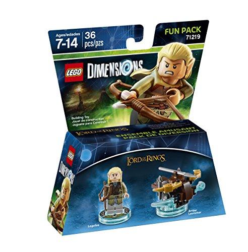 Amazon: Lego Dimensions Legolas