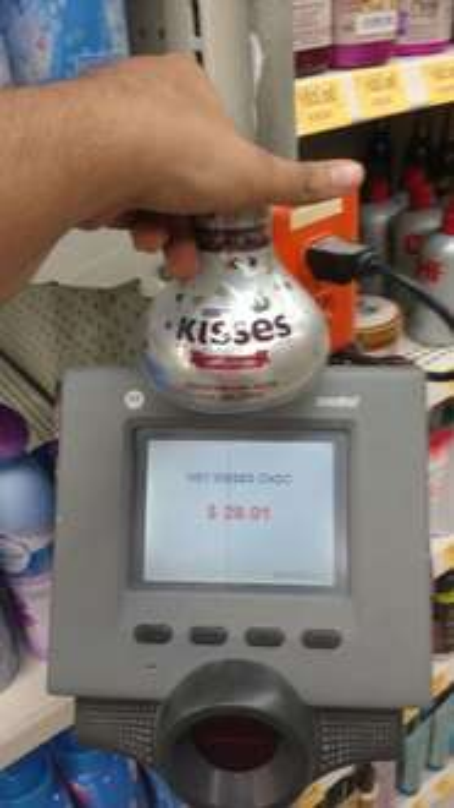 Superama Vhsa: Botella con Kisses a $28.01