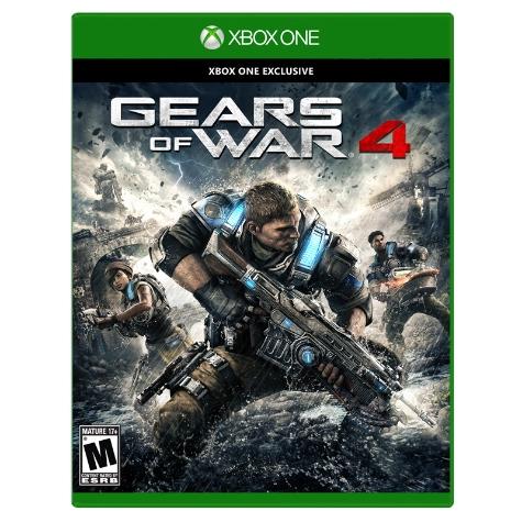 Elektra: Gears Of War 4 para Xbox One a $399