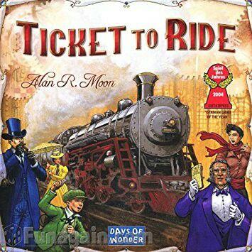 App Store: Ticket to Ride iPhone/iPad 19 pesos (antes 60)