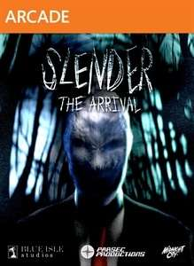 Xbox Marketplace: Slender the Arrival solo por hoy 64.50