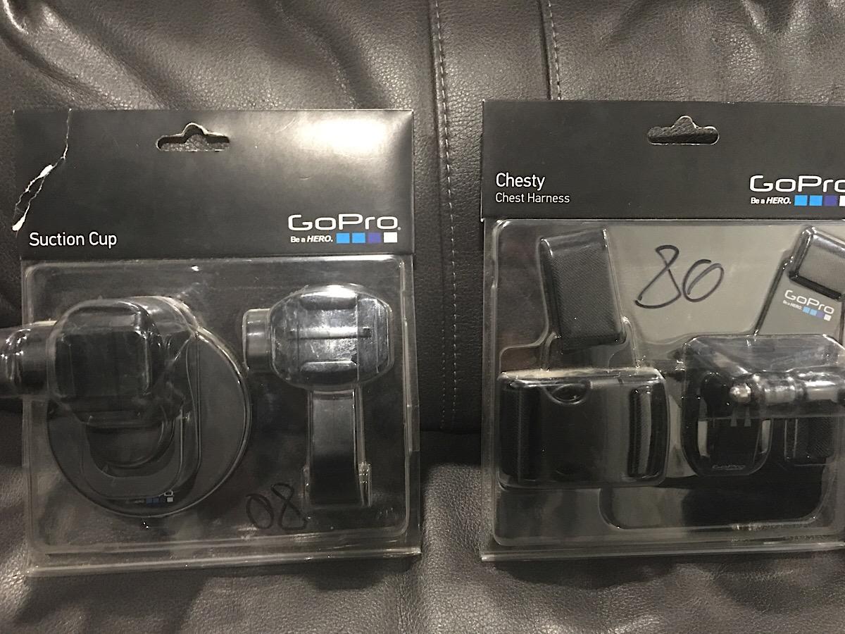 Walmart: accesorios Gopro en liquidación y 1er promonovela.