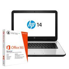 Walmart: laptop HP NB 14 G030LA + Office 365 Home Premium $4,900