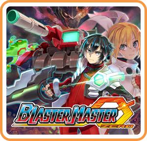 Nintendo: eShop DLC Blaster Master Zero gratis Switch 3DS