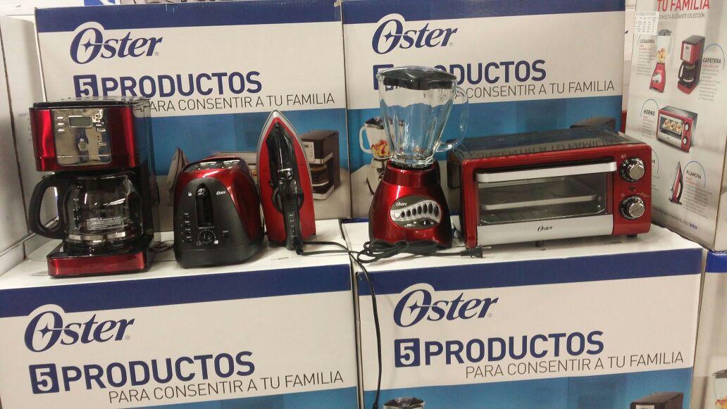 Sam's Club: paquete de electrodomésticos Oster $2,000