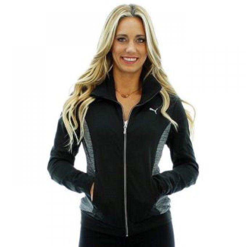 Linio: Sudadera Puma TP Knit Jacket Talla Extra Chica