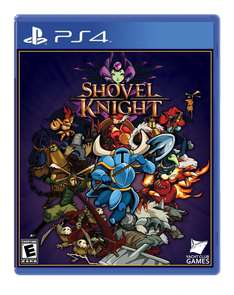 Mixup: Shovel Knight para PS4 en Oferta.