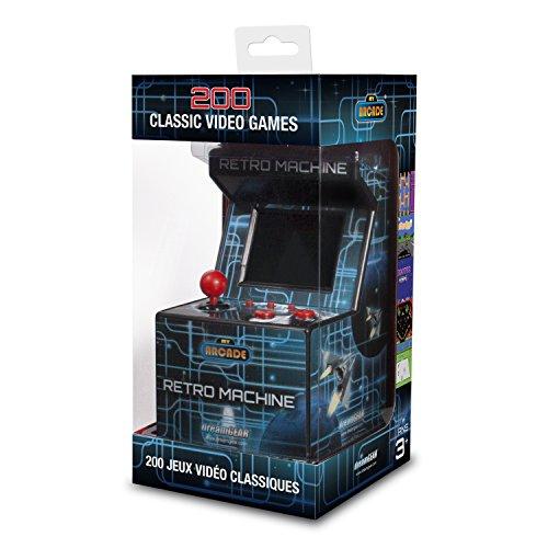 Amazon MX: Maquinita con 200 juegos My Arcade