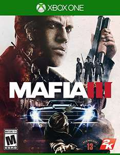 Amazon: Mafia III para Xbox One o PS4 a $396 con envío