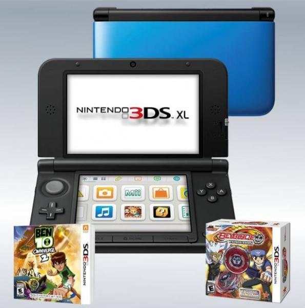 bnkshop: Nintendo 3DS XL con un juego $2,699