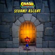 Play Station Store: Crash Bandicoot™ Trilogy - Nivel Stormy Ascent