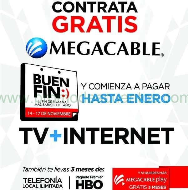 Promociones del Buen Fin 2014 en Totalplay, Megacable y Axtel
