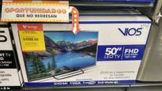 Soriana: Pantalla Vios 50'' refurbished