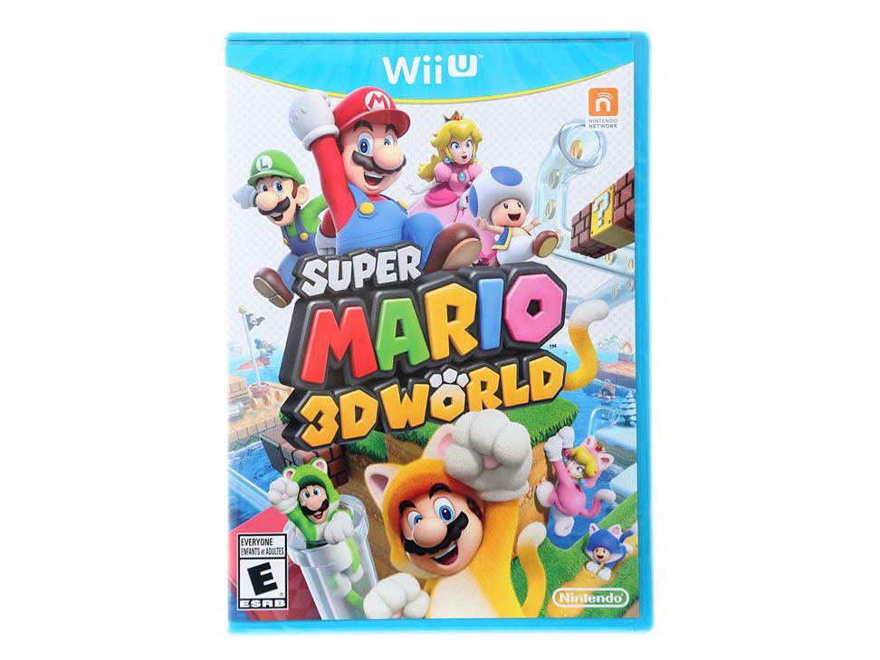 Liverpool en línea: Super Mario 3D World Wii U