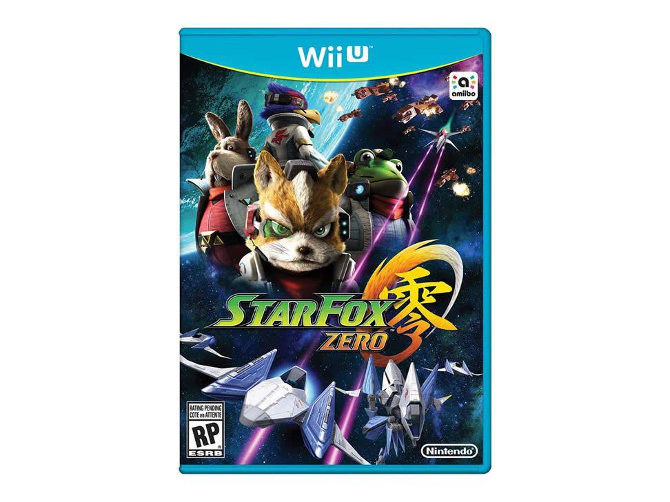 Liverpool: Star Fox Zero para Wii U