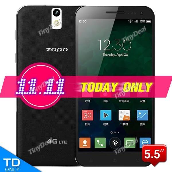 Tinydeal: Zopo zp999 $3,938