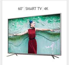 Costco: pantalla Sharp UHD 60''  LC60N7000U a $15,499