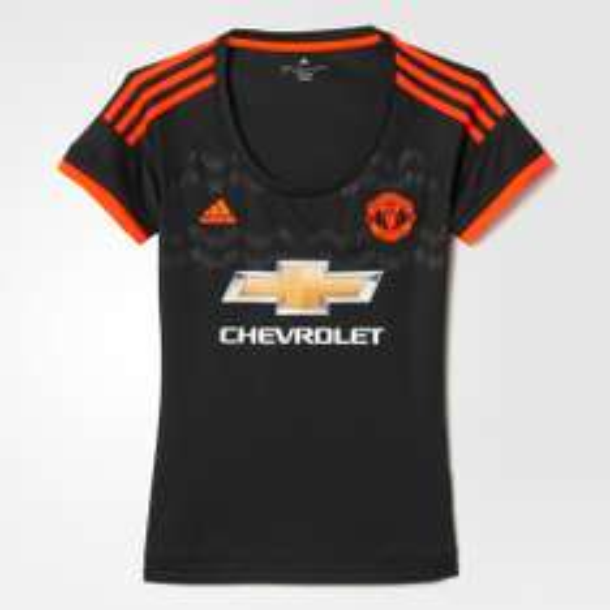 Adidas: Jersey Tercero Manchester United 2015/2016 Mujer de $1,099 a $329 Talla G