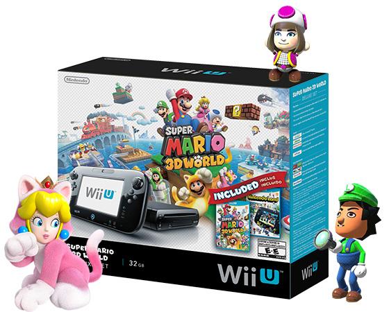Ofertas del Buen Fin en Liverpool: Wii U 15% descuento + cualquier juego gratis (tenda fisica)