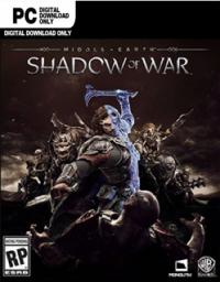 CD Keys: Middle-earth: Shadow of War PC (Steam)
