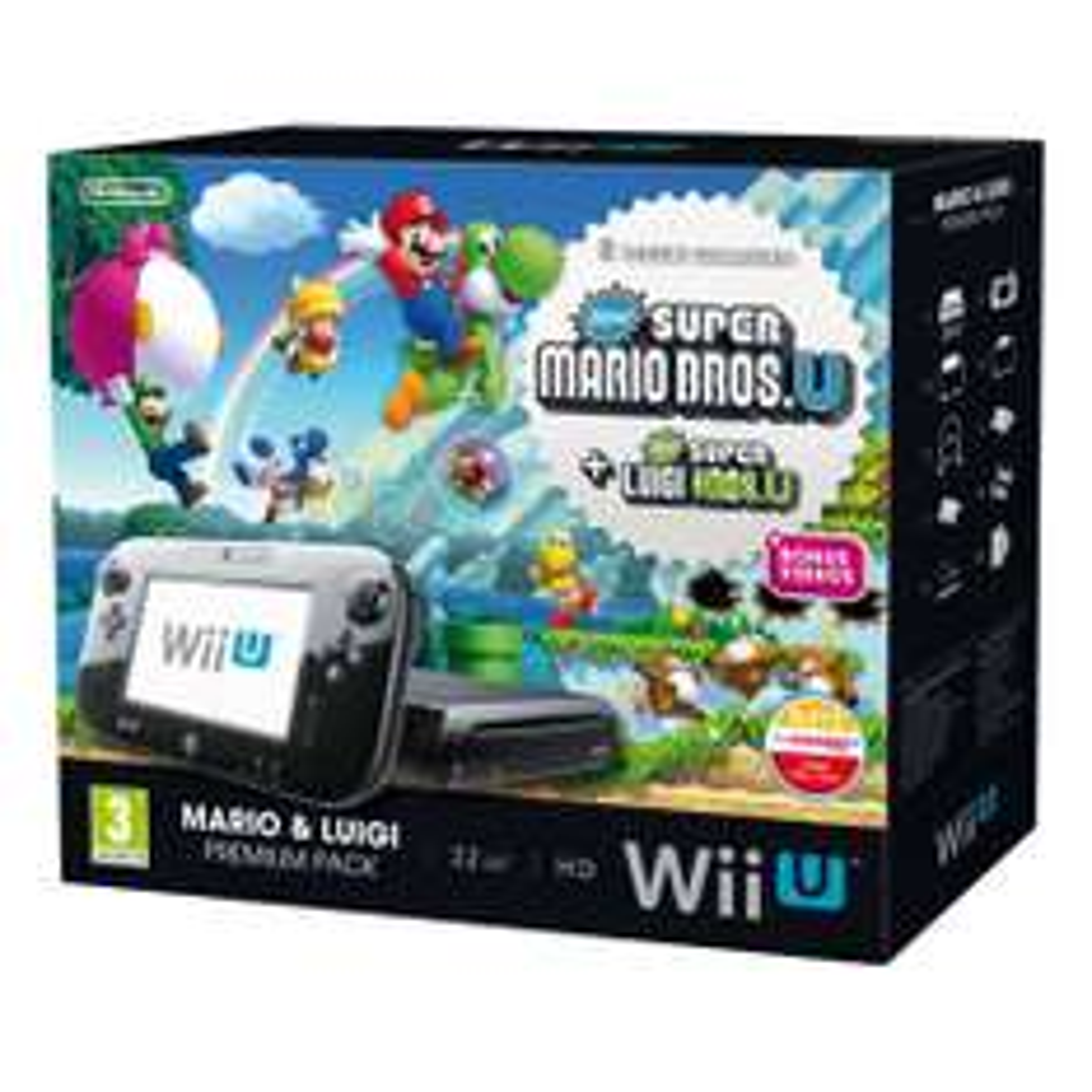 Ofertas del Buen Fin 2014 en Walmart: Wii U Deluxe $4,435 + $277 de bonificación con Banamex