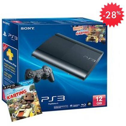 Linio: PS3 de 12GB $2,417