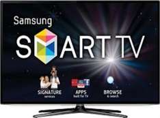 "Ofertas del Buen Fin en Decompras.com: Samsung LED Smart TV de 40"" $5,193"