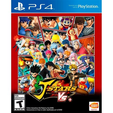 Elektra: J-Stars Victory VS+ para PS4