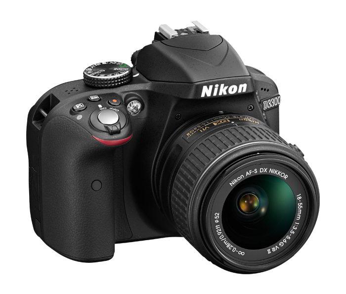 Linio: Camara Digital Reflex Nikon D3300 $6,209