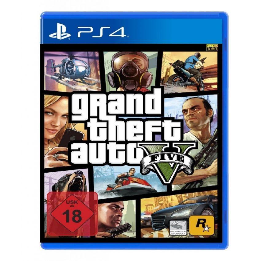 Linio: Grand Theft auto V para PS4 y Xbox One 564.30 envío incluido