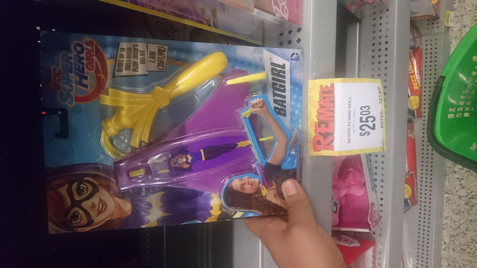 Bodega Aurerrá: Flying Doll Batgirl DC Super Hero Girls a solo $25