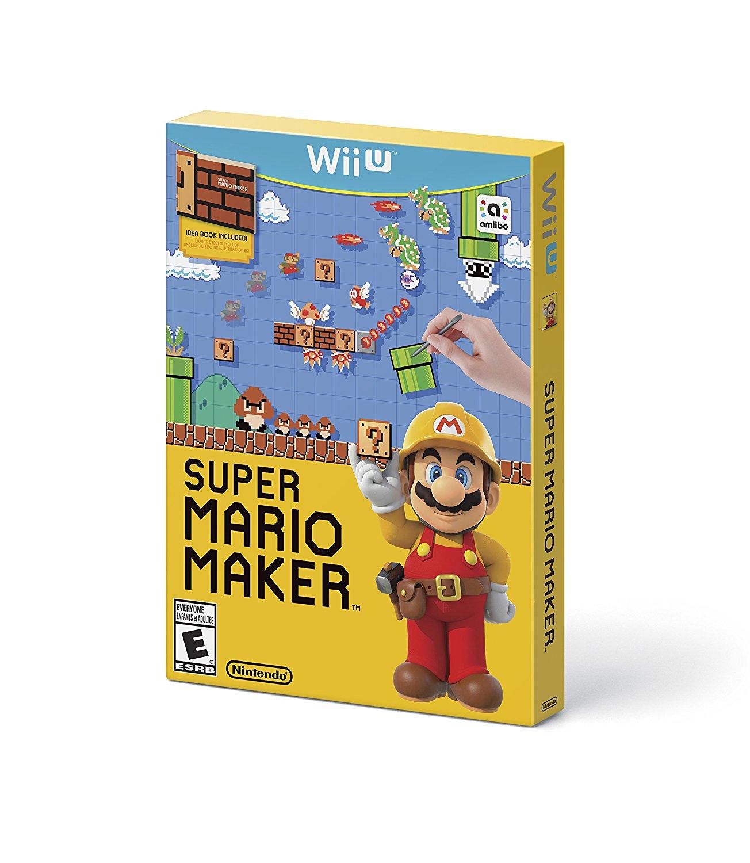 Amazon: Super Mario Maker Wii U (Amazon México, Prime)