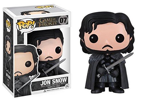 Amazon: Funko POP Game Of Thrones: Jon Snow (Aplica Prime)