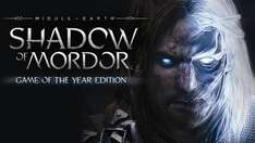 Bundlestars Steam Middle-earth: Shadow of Mordor Game of the Year Edition