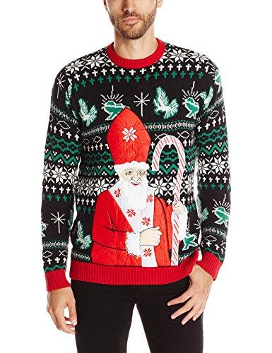 Amazon: Ugly Christmas Sweater talla G (Aplica Prime)