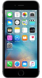 Movistar: iPhone 6s 64 GB, Gris Espacial
