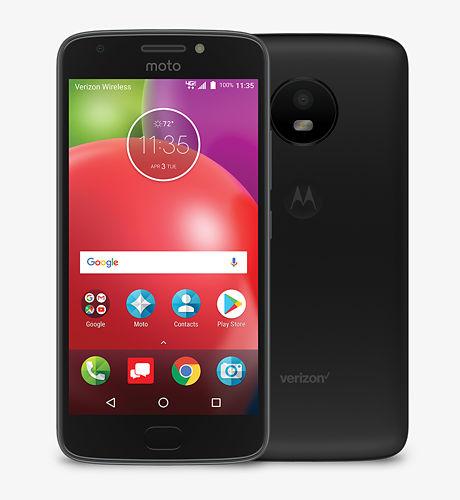 Amazon: Motorola E4, 16 GB, color gris a $796
