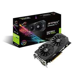 Amazon: ASUS STRIX 1050 ti OC STRIX-GTX1050TI-O4G-GAMING