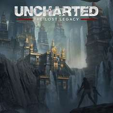 PlayStation: Tema gratis de UNCHARTED: The Lost Legacy Static Theme