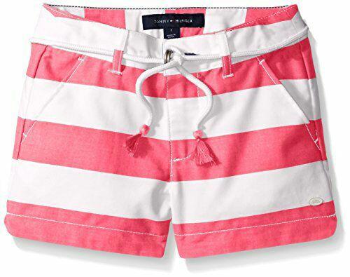 Amazon: Tommy Hilfiger Big Girls Short - Talla 10, 12 con Prime