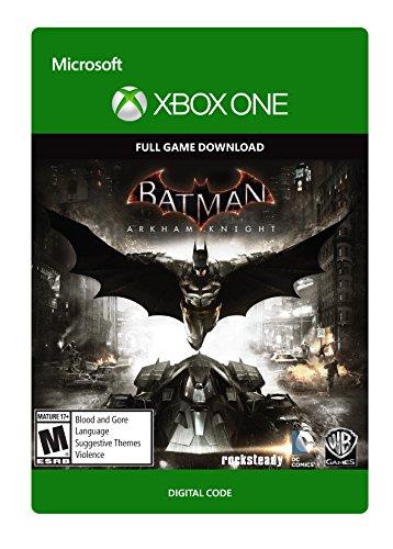 Amazon USA: Batman, Arkham Knight - Xbox One Digital Code