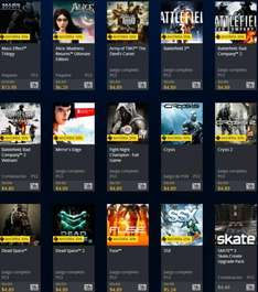 PlayStation Store: Crysis 2, Dead Space 2, Battlefield 3 US$5 y más ofertas