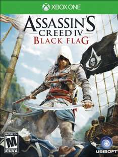 Assassins Creed IV Black Flag Xbox One Descargable por 11.99 dólares (Bajo a $10.99)