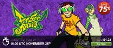 Pre Black Friday en Green Man Gaming (juegos PC, ejemplo Jet Set Radio 1 dólar)