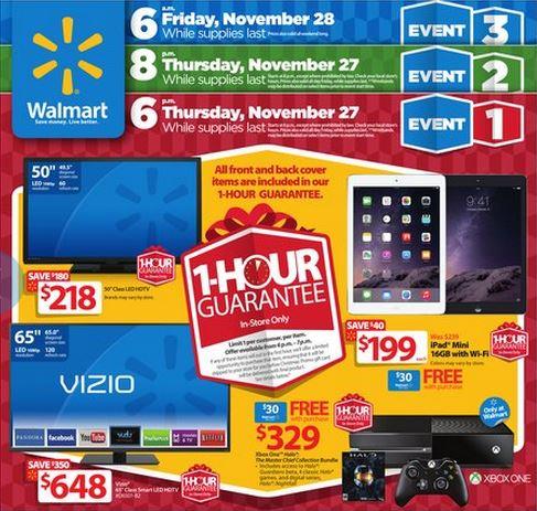 Mejores ofertas de Black Friday en Estados Unidos (Walmart, Target, Best Buy, etc)