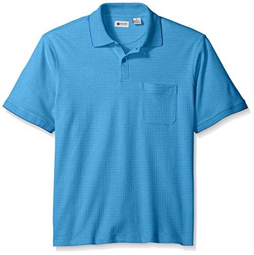 Amazon: Haggar - Camisa Polo talla grande en $110 pesos