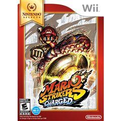 Sanborns: Wii Mario Strikers Nintendo Select $170 (mitad de precio practicamente)